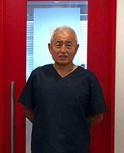 佐野修司先生プロフ写真